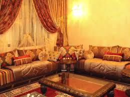 Salon marocain 2015 en bois